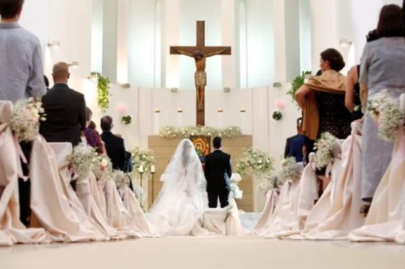 nozze chiesa