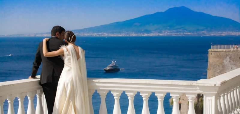 Matrimonio A Sorrento Consigli Su Location Hotel