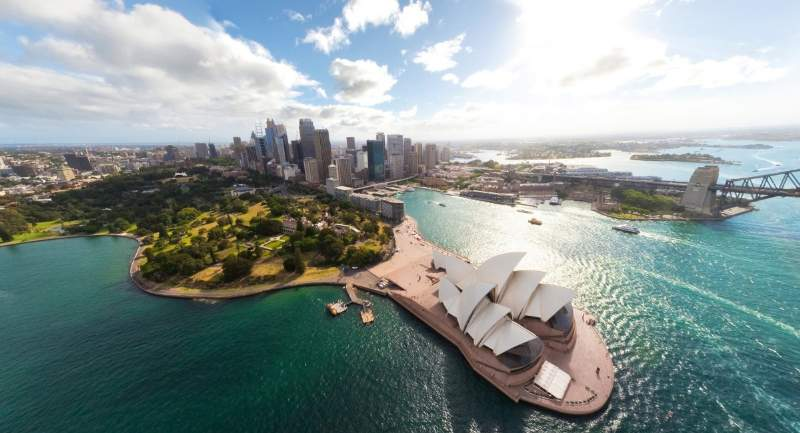 viaggio nozze australia